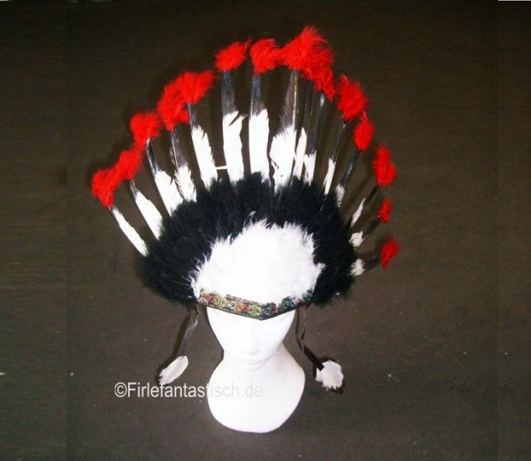 Indianer Haube