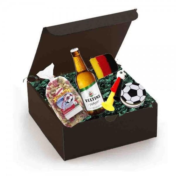 Geschenkset für Fußballfreunde