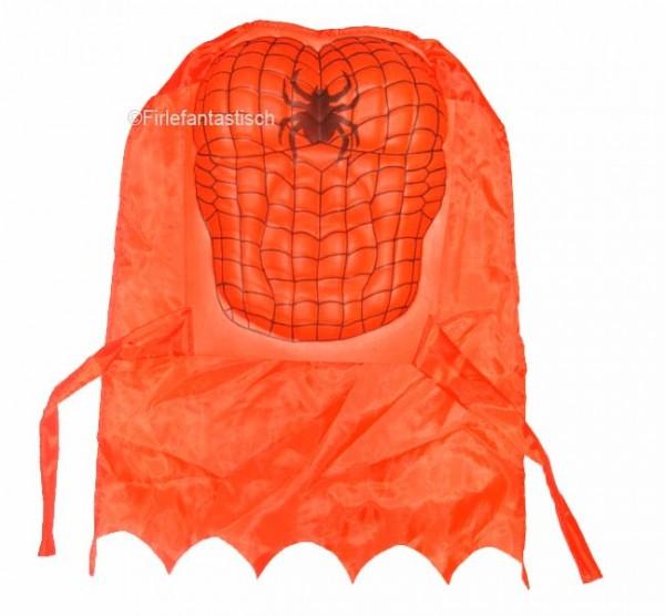 Spinnenkostüm-Brustteil