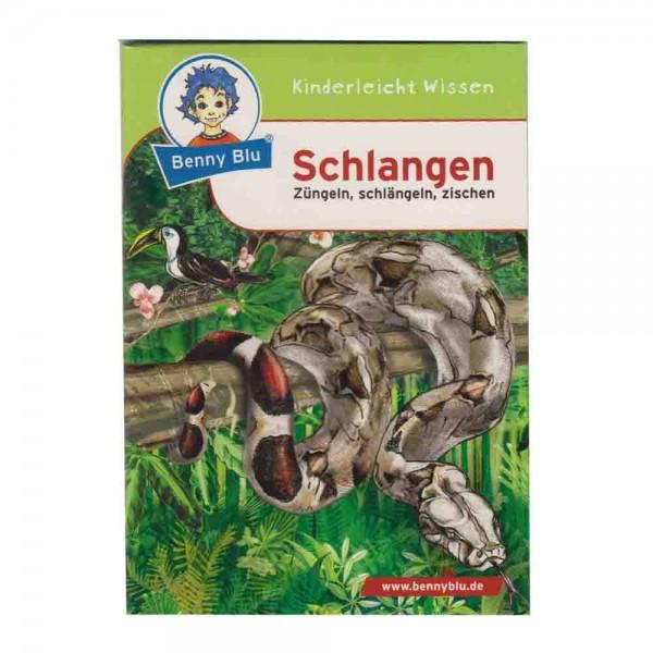 Wissensbuch-Schlangen